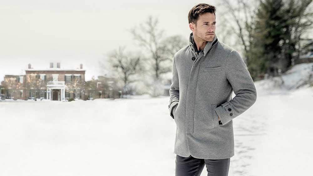 Χειμώνας, η εποχή του παλτό…